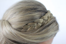 Load image into Gallery viewer, 11 - Mixed Dark Blond Dutch GoBraid