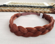 Load image into Gallery viewer, 3 - Auburn Red Dutch GoBraid
