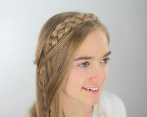 9 - Ashy Sandy Dutch GoBraid