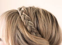 Load image into Gallery viewer, 13 - Brown Blond Mix Dutch GoBraid