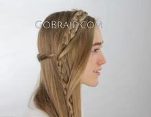 Load image into Gallery viewer, Wholesale Bundles for Business - Halo Headband Braid
