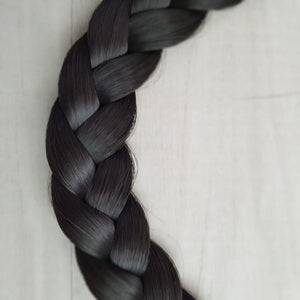 2 - Dark Brown Dutch GoBraid