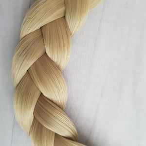 6 - Ashy Gold Blond Dutch GoBraid