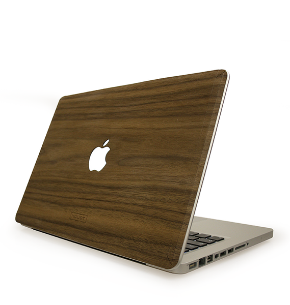 "12"" MacBook Walnut Skin"