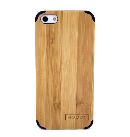 iPhone 5/5S/SE Houdt Bamboo Edge