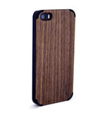iPhone 5/5S/SE Houdt Walnut Edge