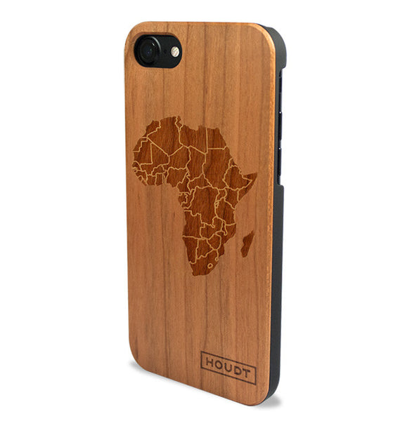 iPhone 7 Africa Cherrywood