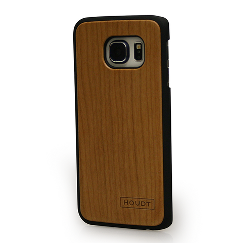 Samsung S6 Edge Walnut