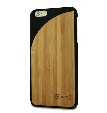 iPhone 6 Plus/6S Plus Slim Curve Bamboo