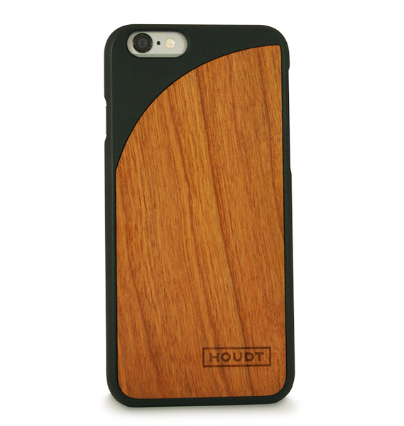 iPhone 6/6S Slim Curve Cherrywood