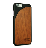 iPhone 6 Plus/6S Plus Slim Curve Cherrywood