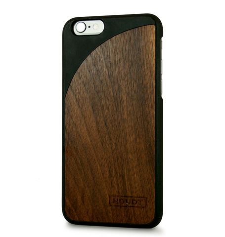 iPhone 6/6S Slim Curve Walnut