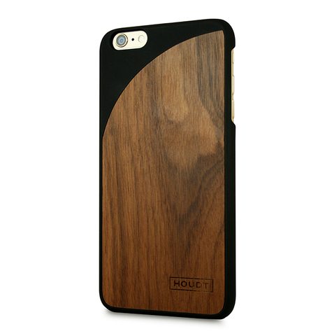 iPhone 6 Plus/6S Plus Slim Curve Walnut