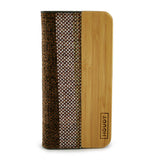 iPhone 5/5S/SE Tweed Flip Flat