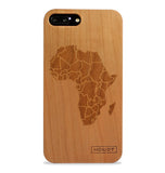 iPhone 7 Plus Africa Cherrywood