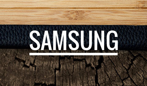 Samsung S4 and S5 Wooden covers