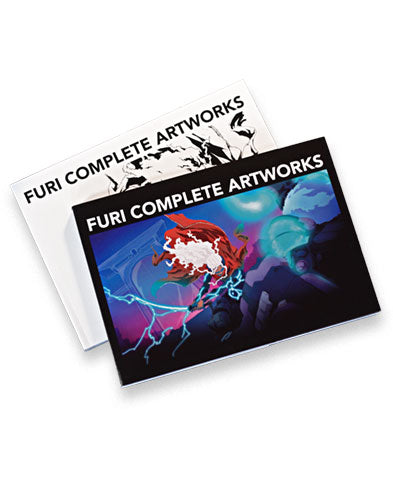 Furi Complete Artworks