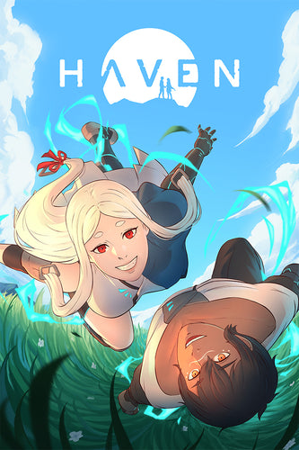 Haven - Upside Down Poster