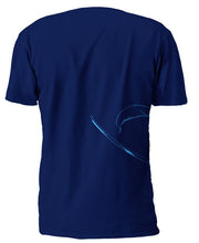 Load image into Gallery viewer, Furi - Blue T-shirt
