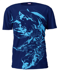 Furi - Blue T-shirt