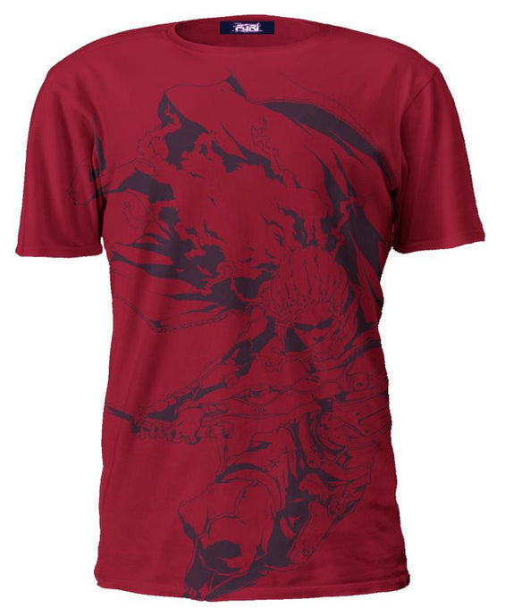 Furi - Red t-shirt