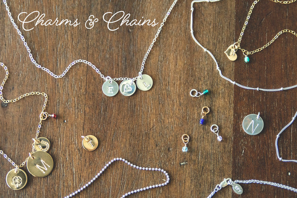 Chains + Charms