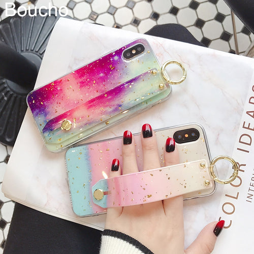 LOVE™ Marble Ring  iPHONE Case