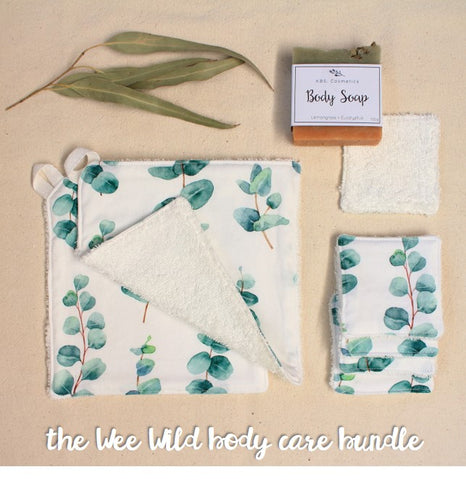 Me time! - the Wee Wild body care bundle