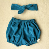 Bloomers + bow