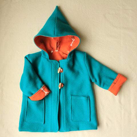 Pixie Pea Coat (from 18 months)