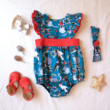 Polly romper