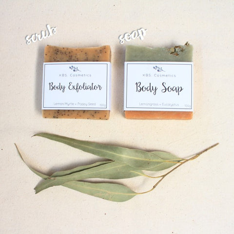 Natural Soaps (KBS. Cosmetics)