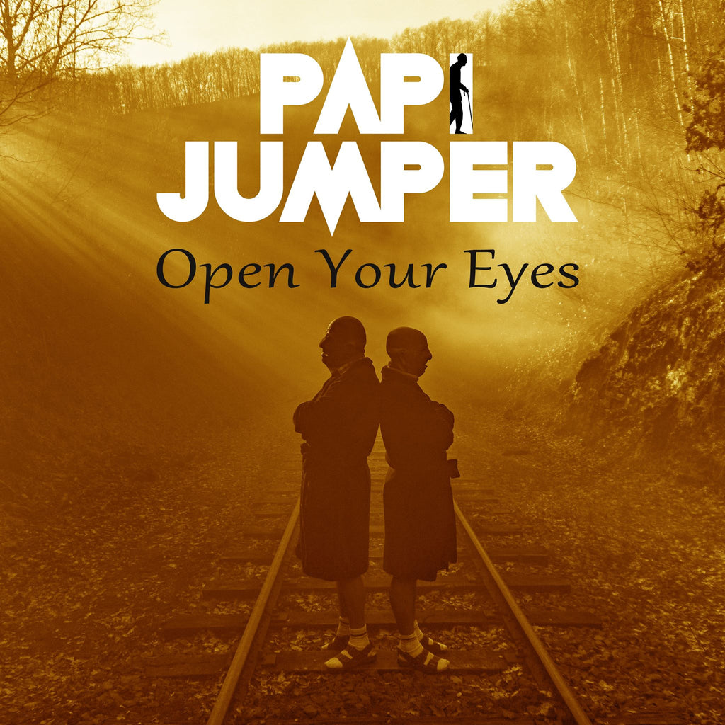 Papi Jumper - Open your eyes (Extended Mix)