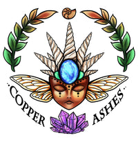 Copper Ashes