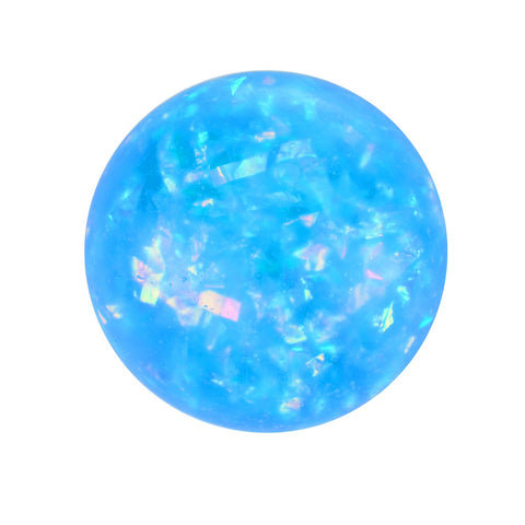 Arggh! Ball - Glitter Blue