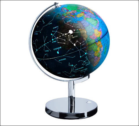 3-in-1 Constellation Globe