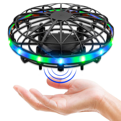 Scoot LED Drone - Green/Blue