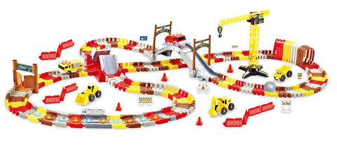 Snap Trax Construction Set