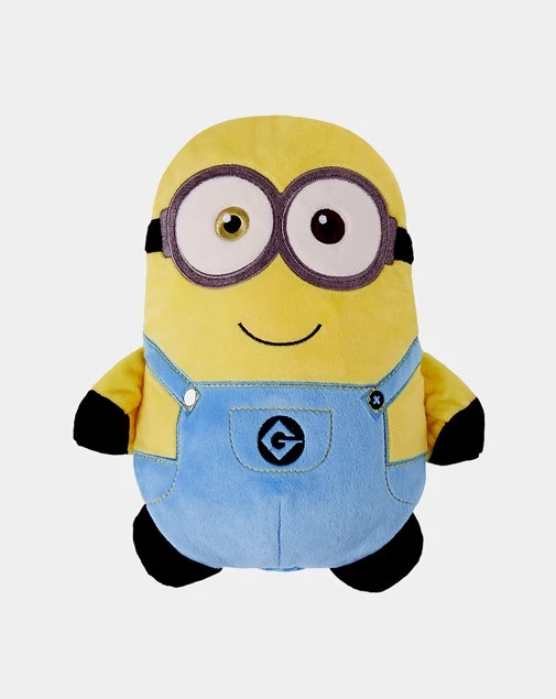 2 in 1 Transforming and Soft Plushie Hoodie