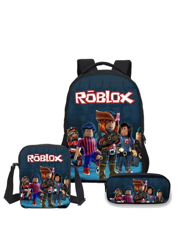 Roblox School Bag Set