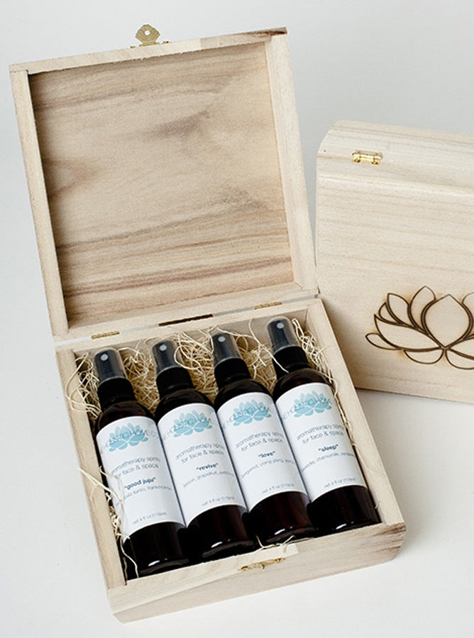 Aromatherapy Deluxe Gift Set
