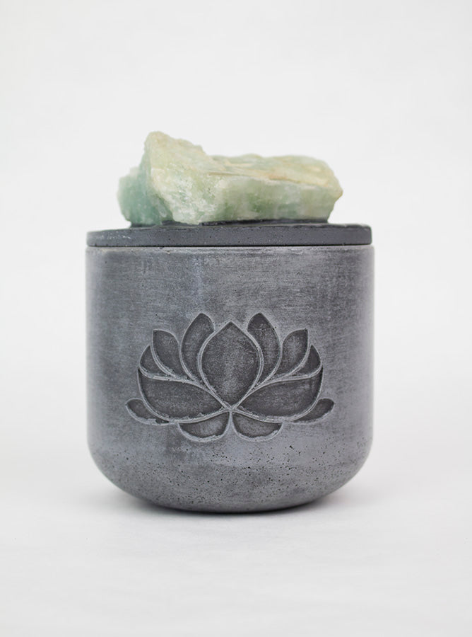Lux Lotus Candle