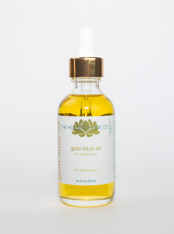 Gold Lotus Oil