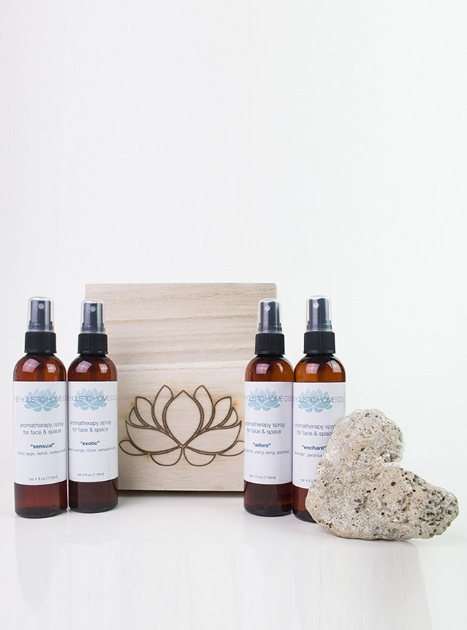 Love Is In The Air Aromatherapy Set