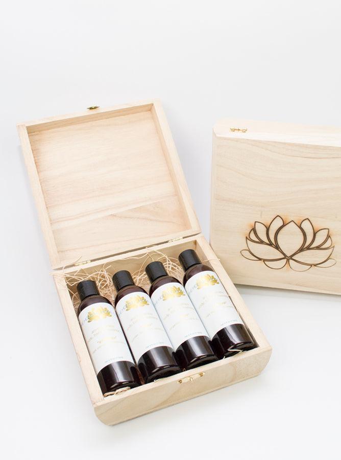 Aromatherapy Body Oils Deluxe Set