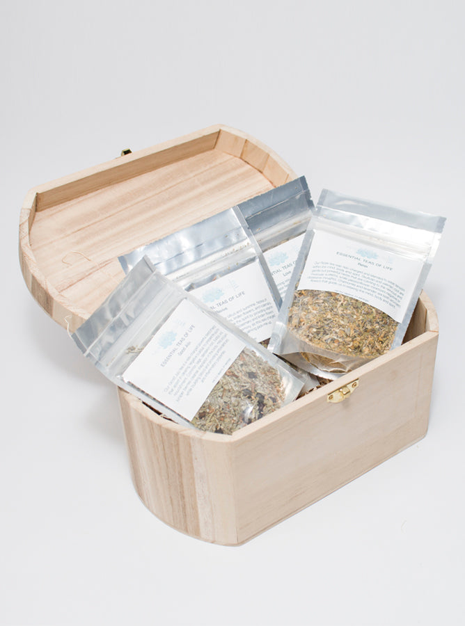 Loose Tea Gift Box