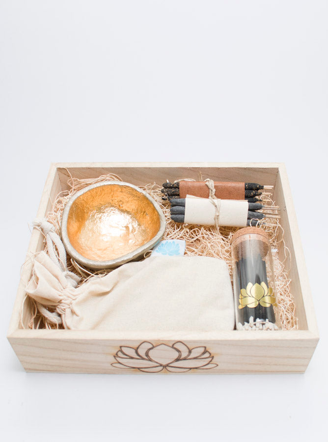 Luxury Incense Gift Crate