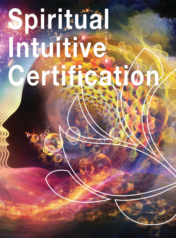 Spiritual Intuitive Certification