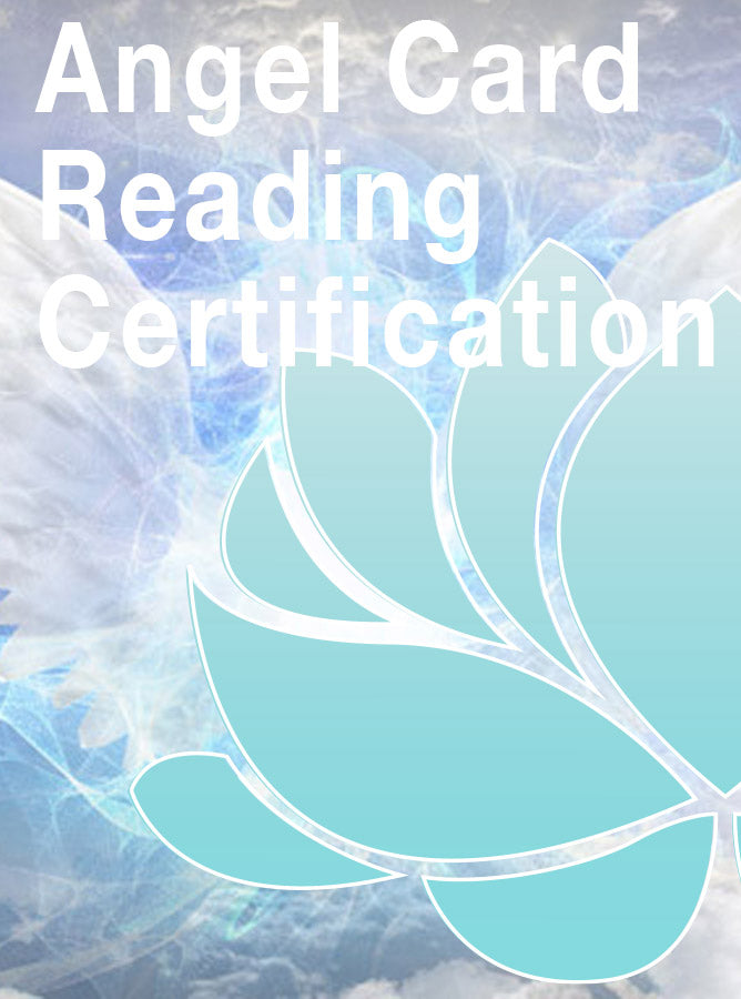 Angel Card Reading Certification