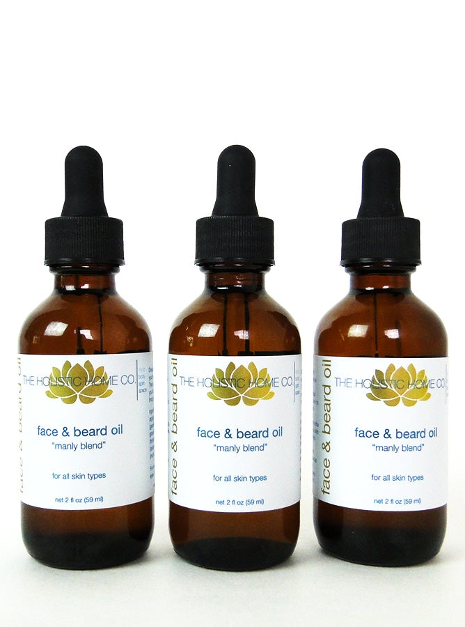 Face & Beard Oil
